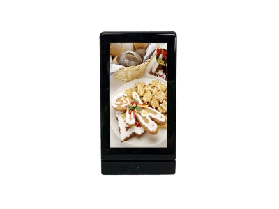 7 Inch LCD Touch Screen Table-top Android Advertising Player